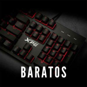 comprar teclado gamin barato